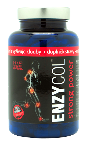 Enzycol při léčbě dny