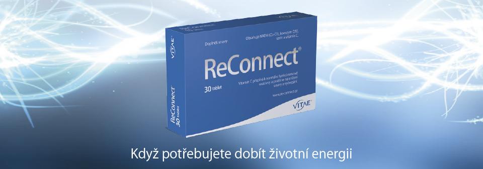 ReConnect pro dobití energie