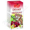 Apotheke Dětský ovocný čaj třešňový 20x2g