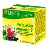 LEROS NATUR Průdušky s vitaminem C n.s.10x1.5g