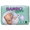 Bambo Nature New Born plen. k.  2-4kg 28ks