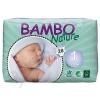 Bambo Nature New Born plen. k.  2-4kg 28ks