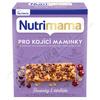 Nutrimama cereál.tyčinky brusinky-čoko 200g(5x40g)