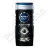 NIVEA MEN sprchový gel Active Clean 250ml 84045