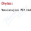 SJH 611 Ocelový náramek s magnety stříbrno-zlatý
