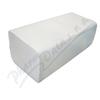 Papírové ručníky skládané ZZ 1vrstvé bílé 2x250ks
