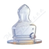 BABY NOVA Savička silikon tvar. 2ks na kartě 15371