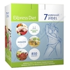 Express Diet proteinová dieta 7 instantních jídel