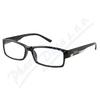 Brýle čtecí +2. 50 FLEX černé s kov. doplňkem