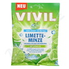 Vivil Limetka-mentol+vit. C bez cukru 80g
