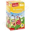 Dětský BIO Pohádkový čaj Imunita s jahodník. 20x2g