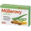 Müllerovy pastilky s propolisem a Aloe vera 24ks