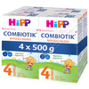 HiPP MLÉKO HiPP 4 JUNIOR Combiotik 4x500g