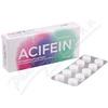 Acifein 250mg-200mg-50mg tbl. nob. 20