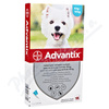 Advantix pro psy od 4-10kg spot-on a. u. v. 4x1ml