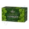 Grešík Zelený čaj s ginkgem n. s. 20x1. 5g přebal