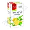 Apotheke Zelený čaj s citronem 20x2g