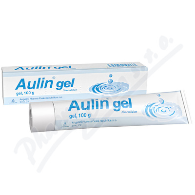 Aulin 30mg-g gel 100g