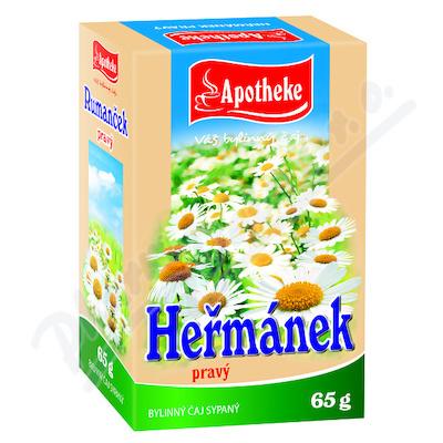 Apotheke Heřmánek pravý - květ sypaný čaj 65g