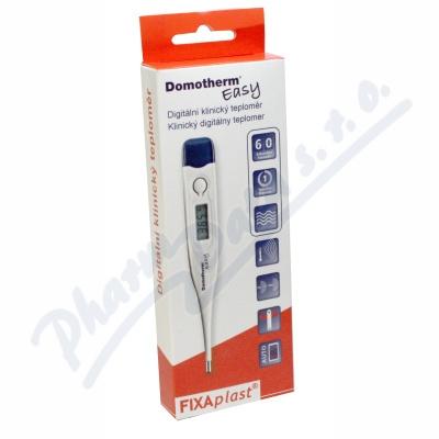 Teploměr lékařský digitální Domotherm Easy 1ks