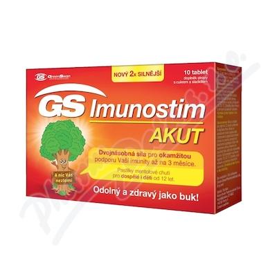 GS Imunostim Akut tbl.10