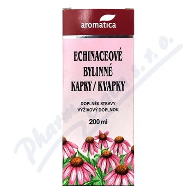 AROMATICA Echinaceové bylinné kapky od 3 let 200ml