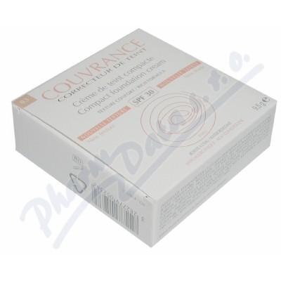 AVENE Couvrance Komp.výž.make-up SPF30 tmavý 10g