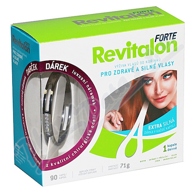 Revitalon Forte cps.90 + náramek