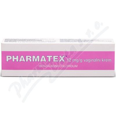 Pharmatex vaginální krém crm.vag.1x72g