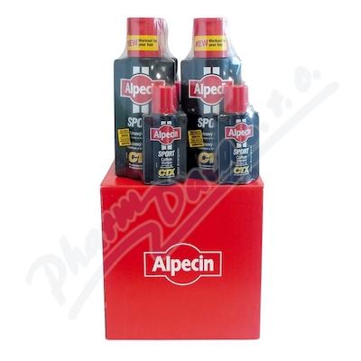 ALPECIN SPORT Shampoo Promo Pack 6x 250+75ml