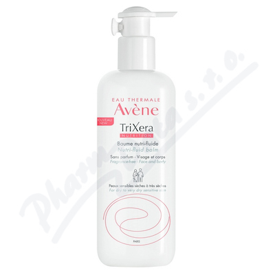 AVENE TriXera Nutri-fluid Balzám 400ml