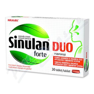 Walmark Sinulan Duo Forte tbl.30