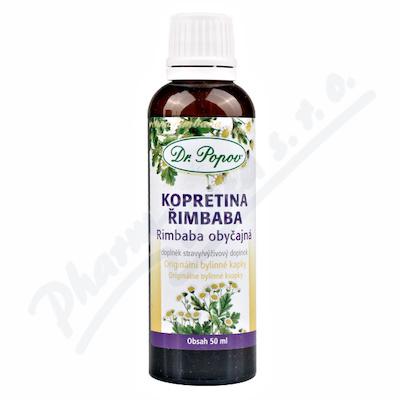 Dr.Popov Kapky bylinné Kopretina řimbaba 50ml