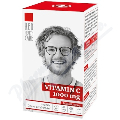 RED HEALTH CARE Vitamin C 1000mg 60 tablet