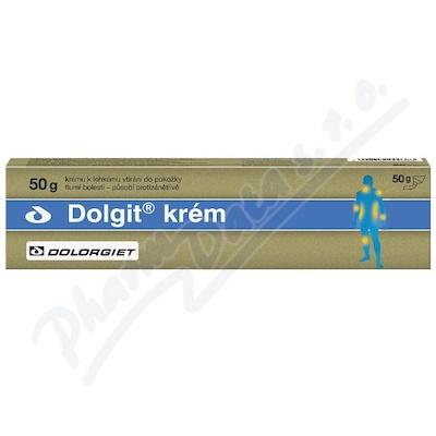 Dolgit 50mg-g crm.1x50g