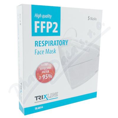 Trixline FFP2 respirátor TR AH14 5ks