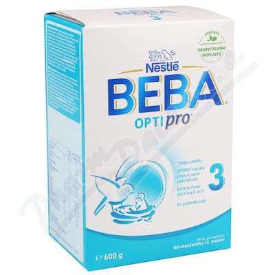 BEBA OPTIPRO 3 600g