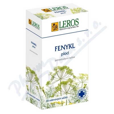 LEROS Fenyklový čaj n.s.20x1.5g