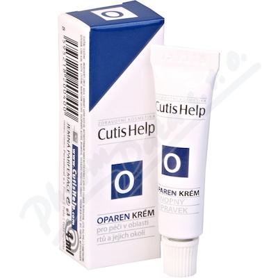 CutisHelp OPAREN konopný přípravek při oparech 4ml